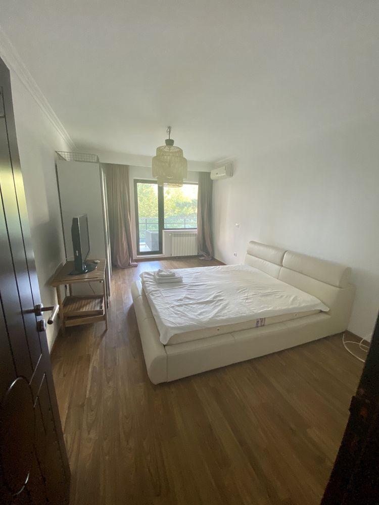 Vanzare apartament 4 camere Herastrau   mobilat si utilat