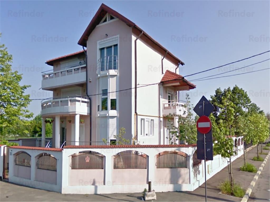 Vanzare vila Regie  Splaiul Independentei, Bucuresti