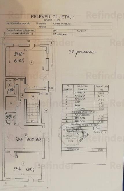 Vanzare cladire Ferdinand  Avrig, Bucuresti