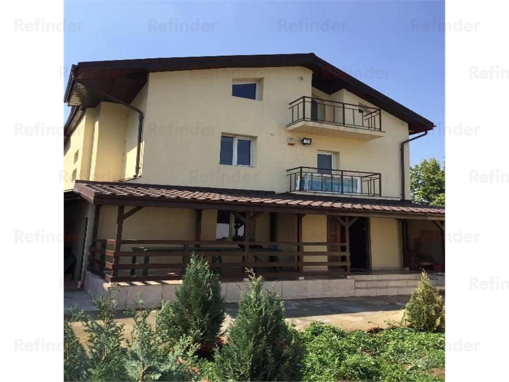 Vanzare vila Theodor Pallady  Policolor, Bucuresti