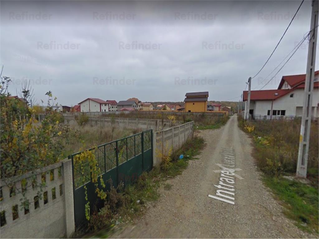 Vanzare teren intravilan Cernica Lac, Ilfov