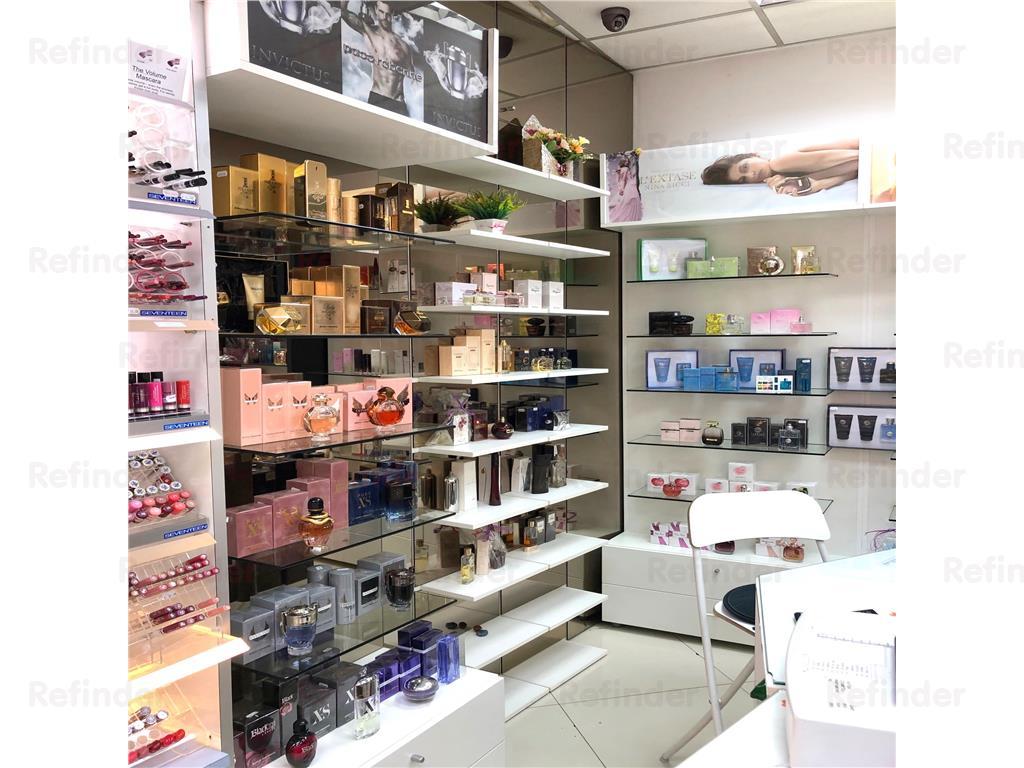 Vanzare afacere magazin parfumuri 13 Septembrie  Prosper, Bucuresti