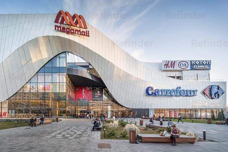 Vanzare apartament 2 camere Mega Mall