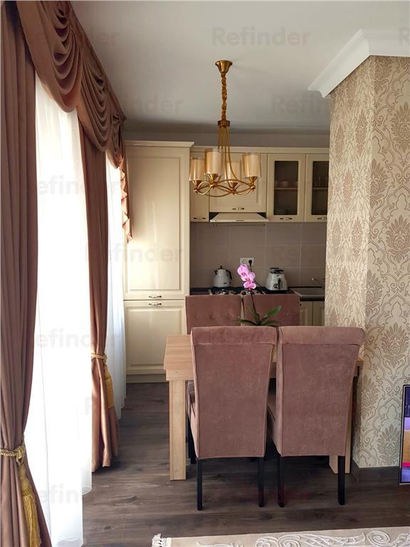 Vanzare apartament 2 camere Barbu Vacarescu, Pipera  Belvedere
