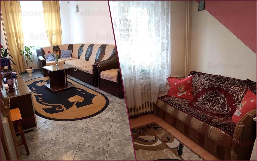 Vanzare apartament 4 camere Teiul Doamnei