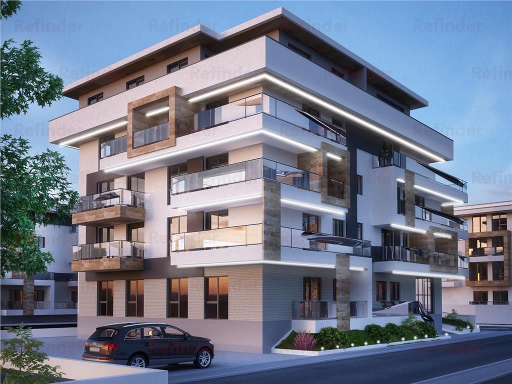 Vanzare apartament 3 camere Pipera  Emil Racovita