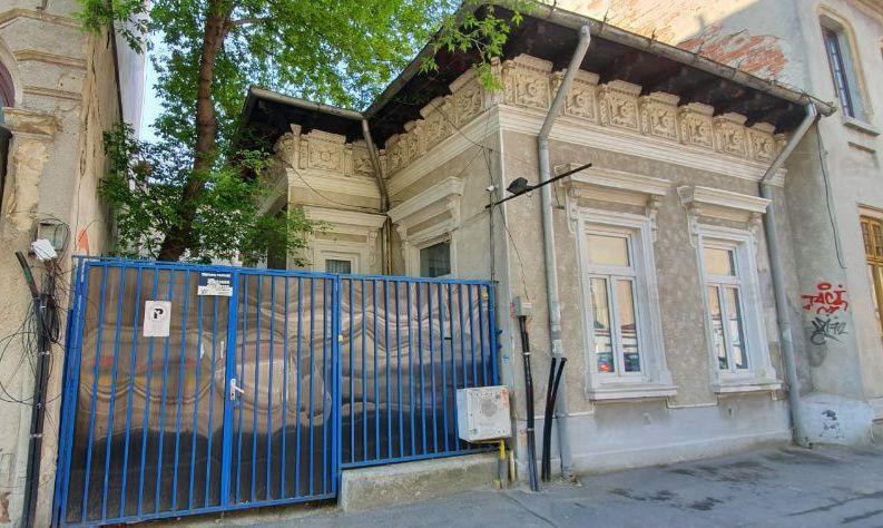 Vanzare vila zona Cismigiu  Liceul Tonitza