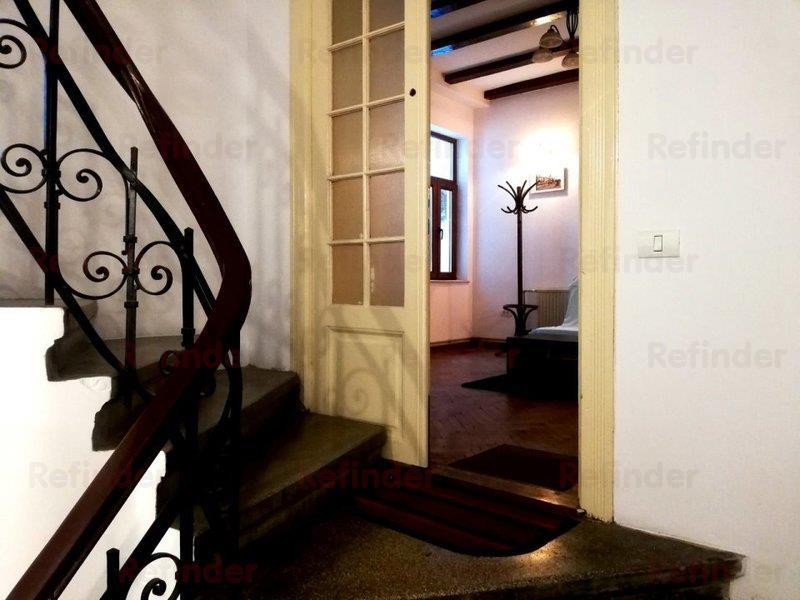 Inchiriere vila 16 camere Cismigiu  Parc Luigi Cazzavillan