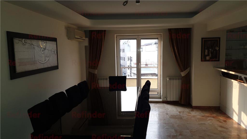 Inchiriere apartament 4 camere in zona Floreasca