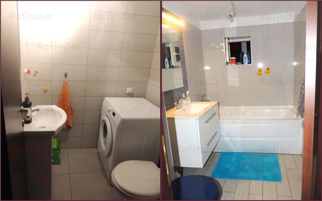 OCAZIE! Vanzare Apartament 3 Camere Vitan Mall  mobilat si utilat, centrala proprie