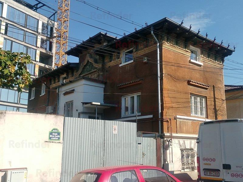 Oferta inchiriere vila zona Titulescu  Banu Manta