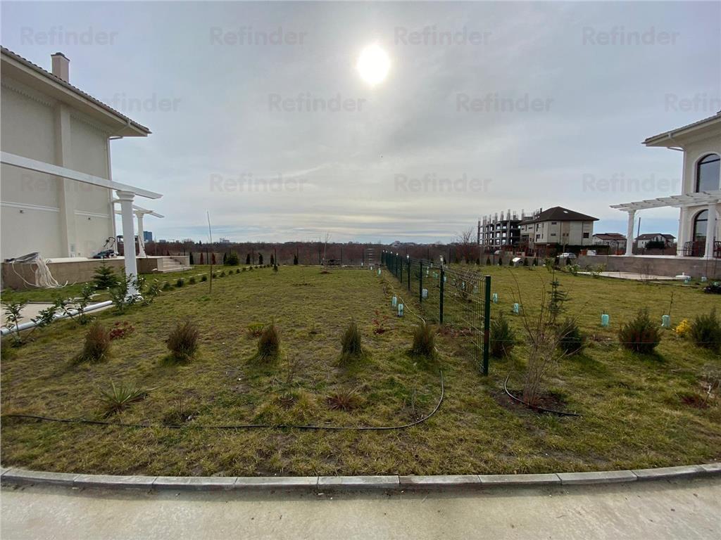 Vanzare vila S+P+1E+M | Baneasa  Sisesti | 610 mp utili | NOU  nelocuita | 1000 mp