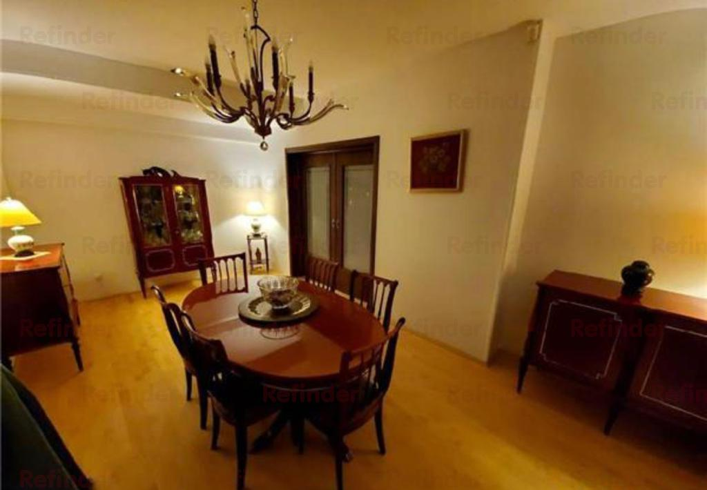 Apartament 4 camere | Herastrau | Restaurant CAPO | 2 locuri parcare subterana
