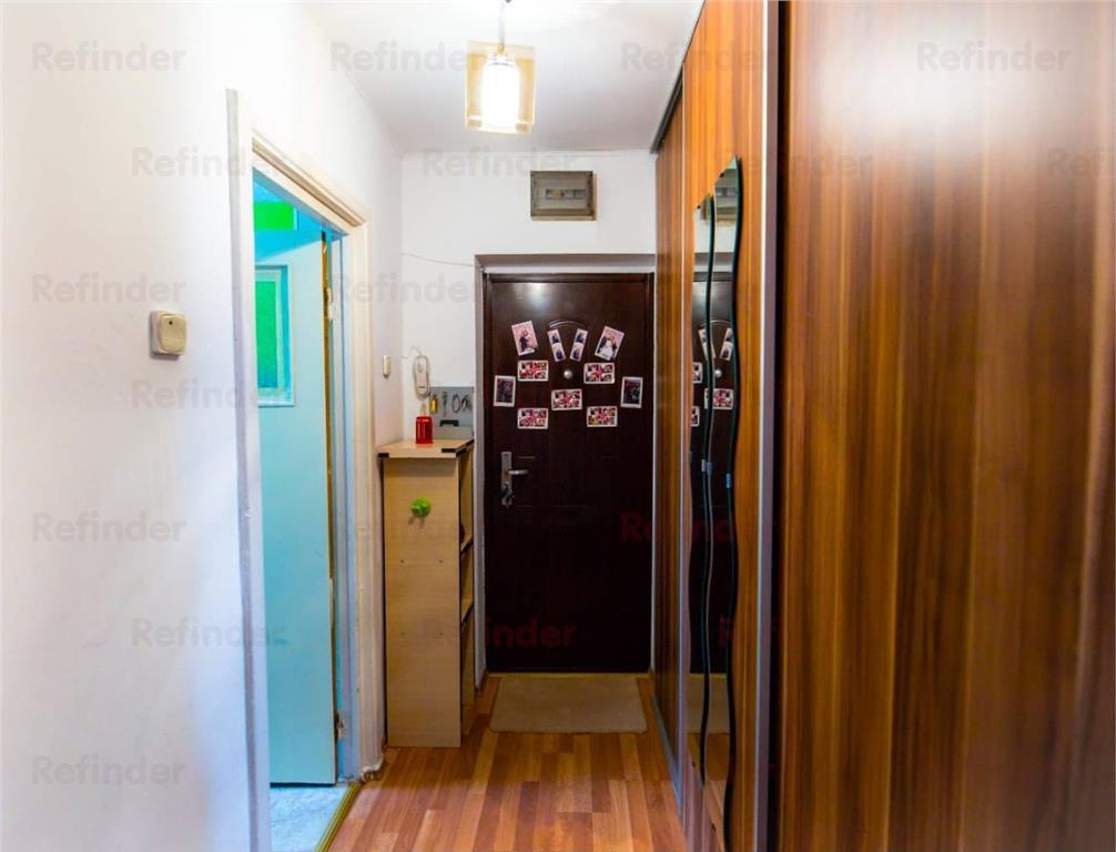 Vanzare 3 camere Obor Metrou | bloc reabilitat | boxa | renovat