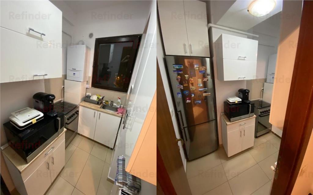 Vanzare Garsoniera Obor   mobilata & utilata lux   centrala proprie   bloc 2012