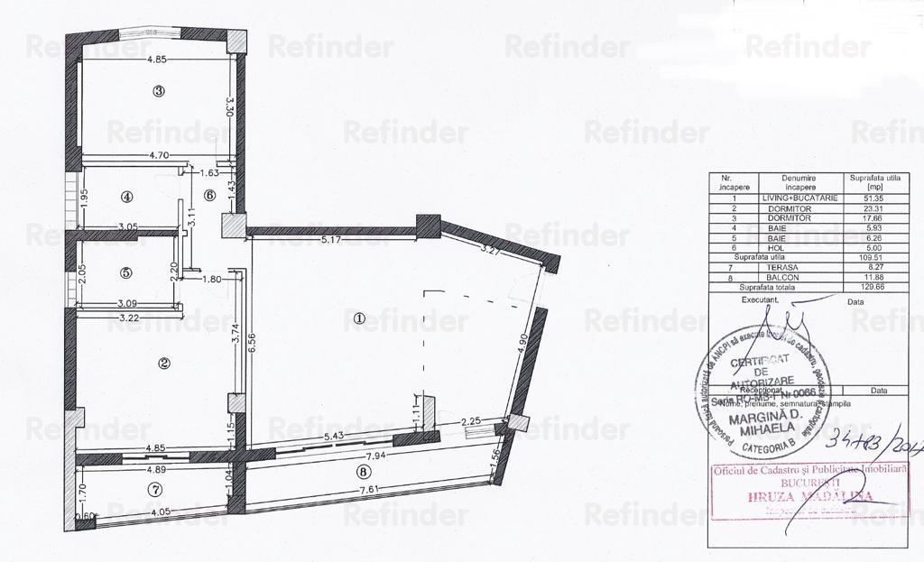 Apartament 3 camere Herastrau | an constructie 2020 | loc de parcare la subteran