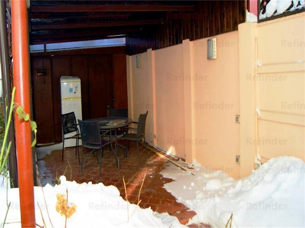 Vila de inchiriat 6 camere Dorobanti ASE