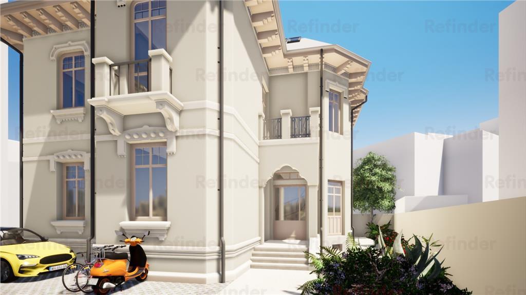 Vanzare imobil | Armeneasca   Vasile Lascar | AC pentru extindere la 720 mp | teren 406 mp | deschidere dubla