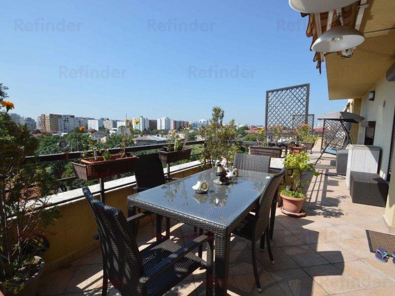 Vanzare Penthouse 5 camere tip triplex Piata Alba Iulia | bloc nou | loc de parcare la subteran