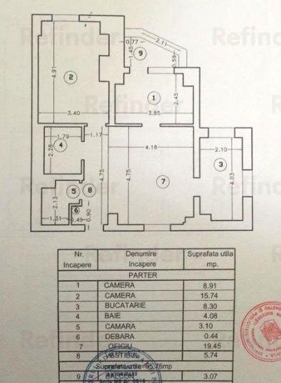 Inchiriere 3 Cam Nerva Traian | bloc 1990 | mobilat & utilat | 3 min metrou | modernizat