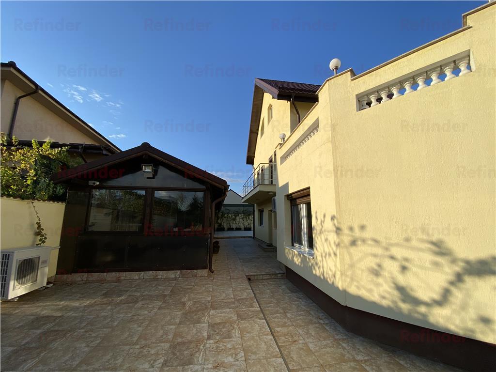 Vanzare vila Corbeanca Petresti   teren 1000 mp   piscina exterioara   constructie 2009   libera