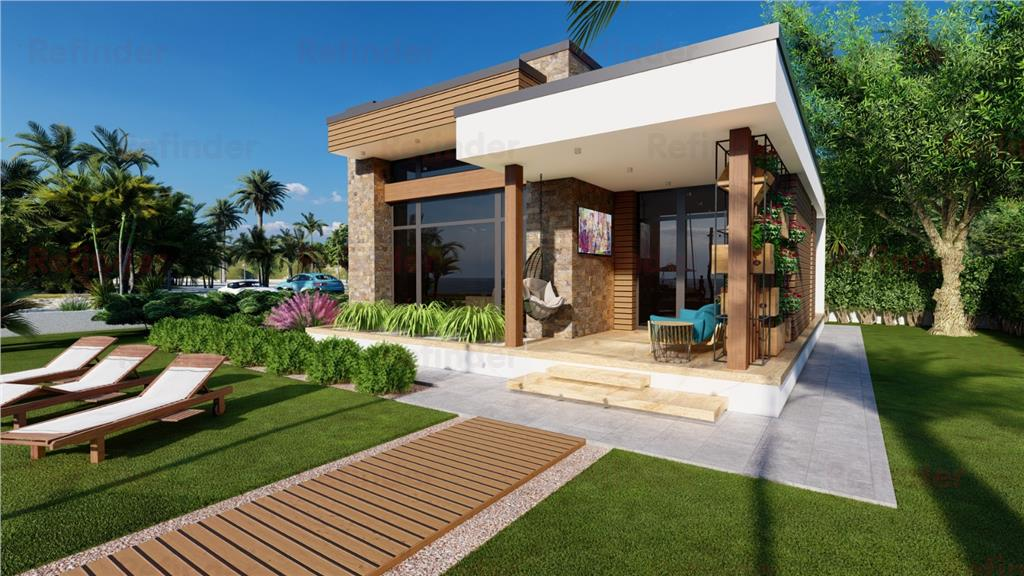Proiect Summer 100  Kit case modulare cu finisaje premium