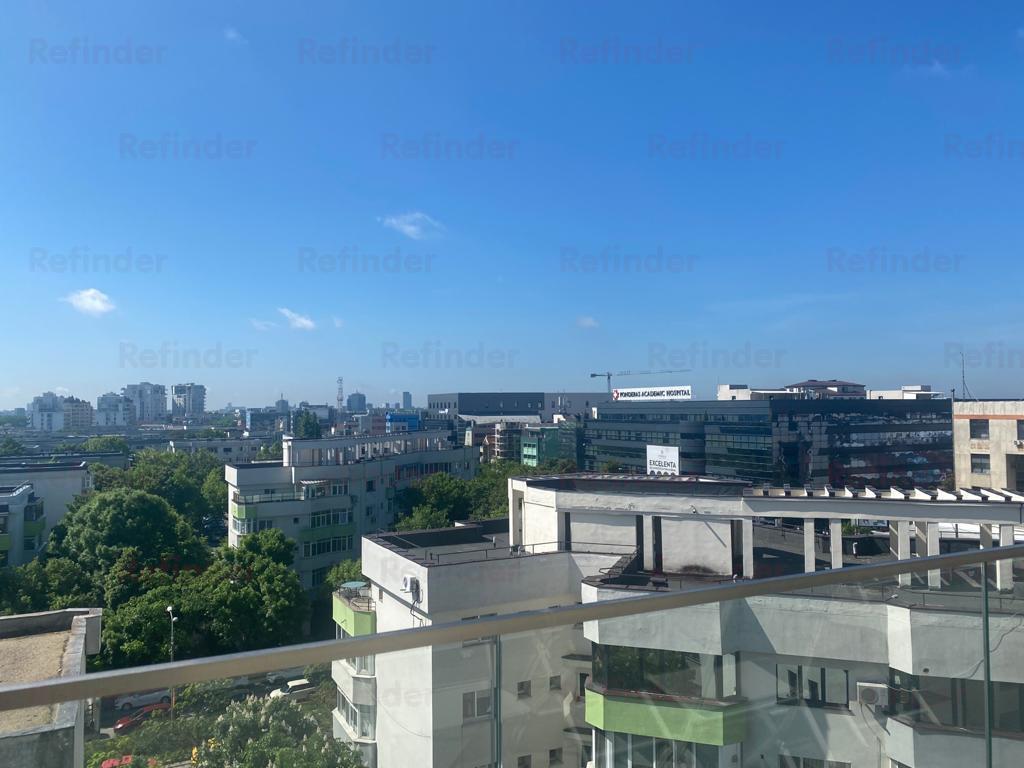 3 camere  Smaranda Braescu 47A  160 mp  View above the City