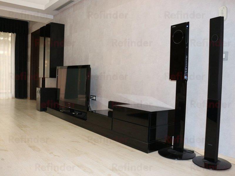Vanzare apartament 3 camere Herastrau | mobilat si utilat | terasa 100 mp