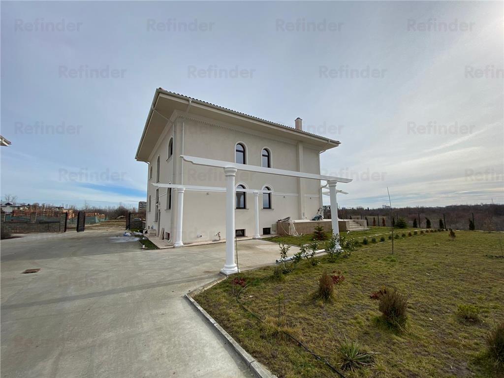 Vanzare vila S+P+1E+M | Baneasa  Sisesti | 610 mp utili | totul NOU  nelocuita | teren 800 mp