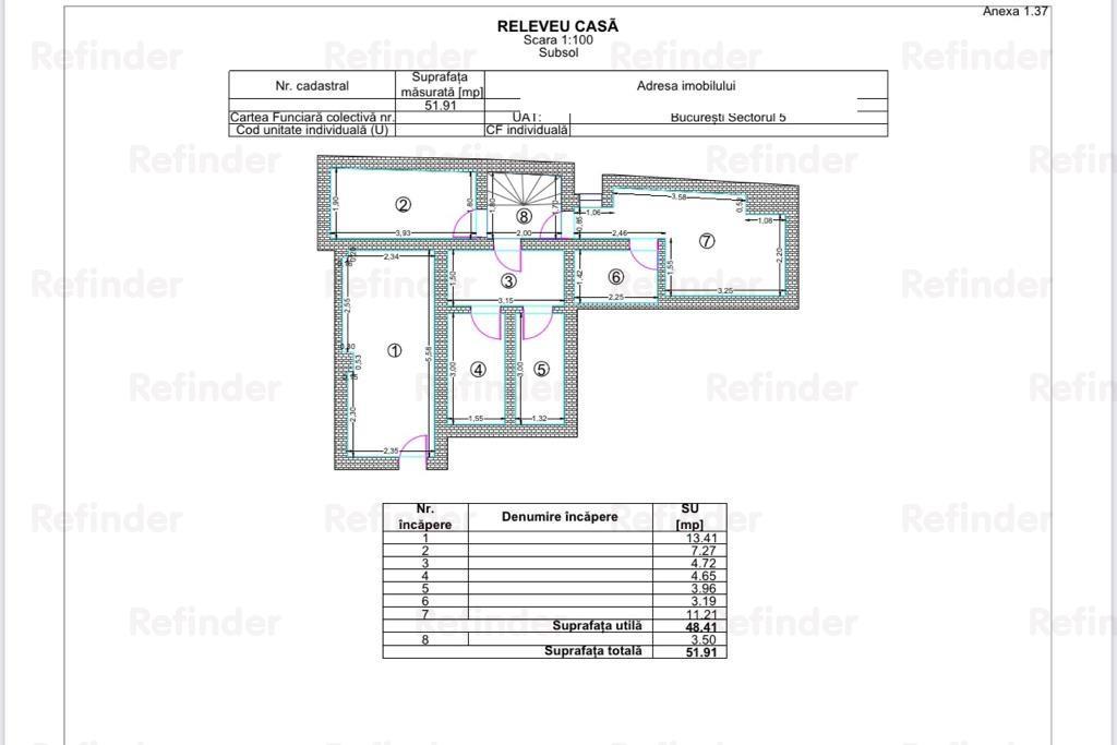 Inchiriere imobil D+P+2+M | Cotroceni  Panduri | 627 mp utili | teren 370 mp |
