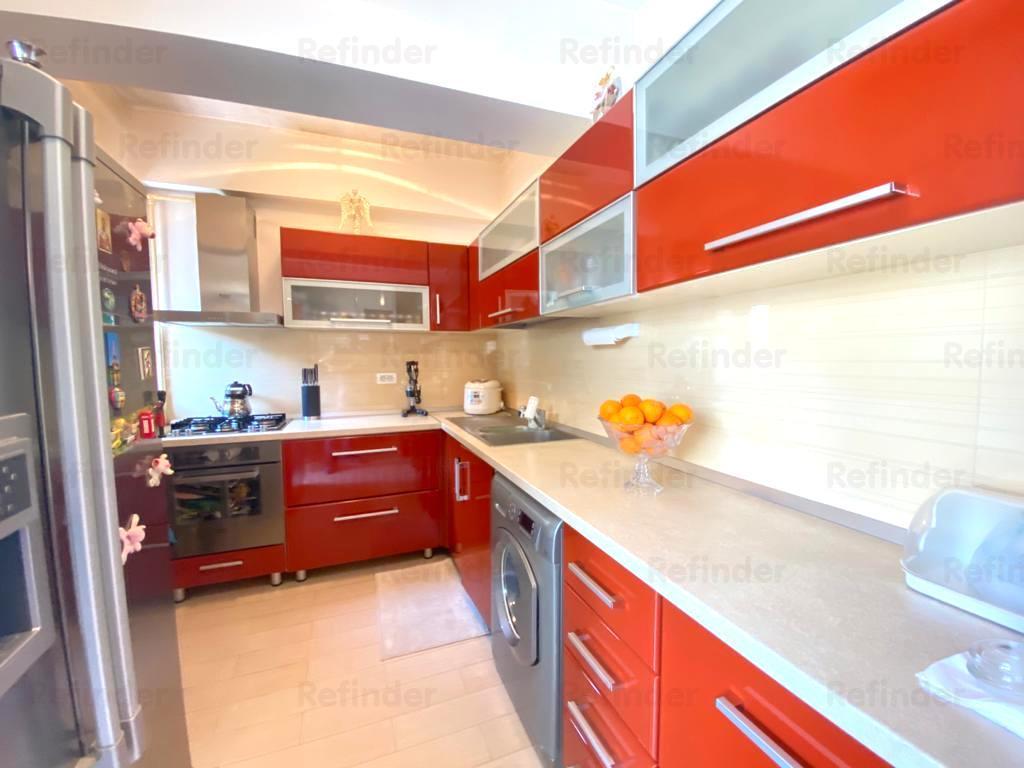 Vanzare apartament 3 camere Primaverii  Calea Dorobanti  TVR | renovat complet | mobilat si utilat |