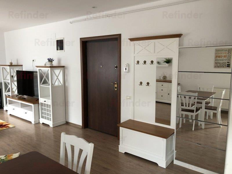 Vanzare apartmanet 2 camere Herastrau   mobilat si utilat   an constructie 2009