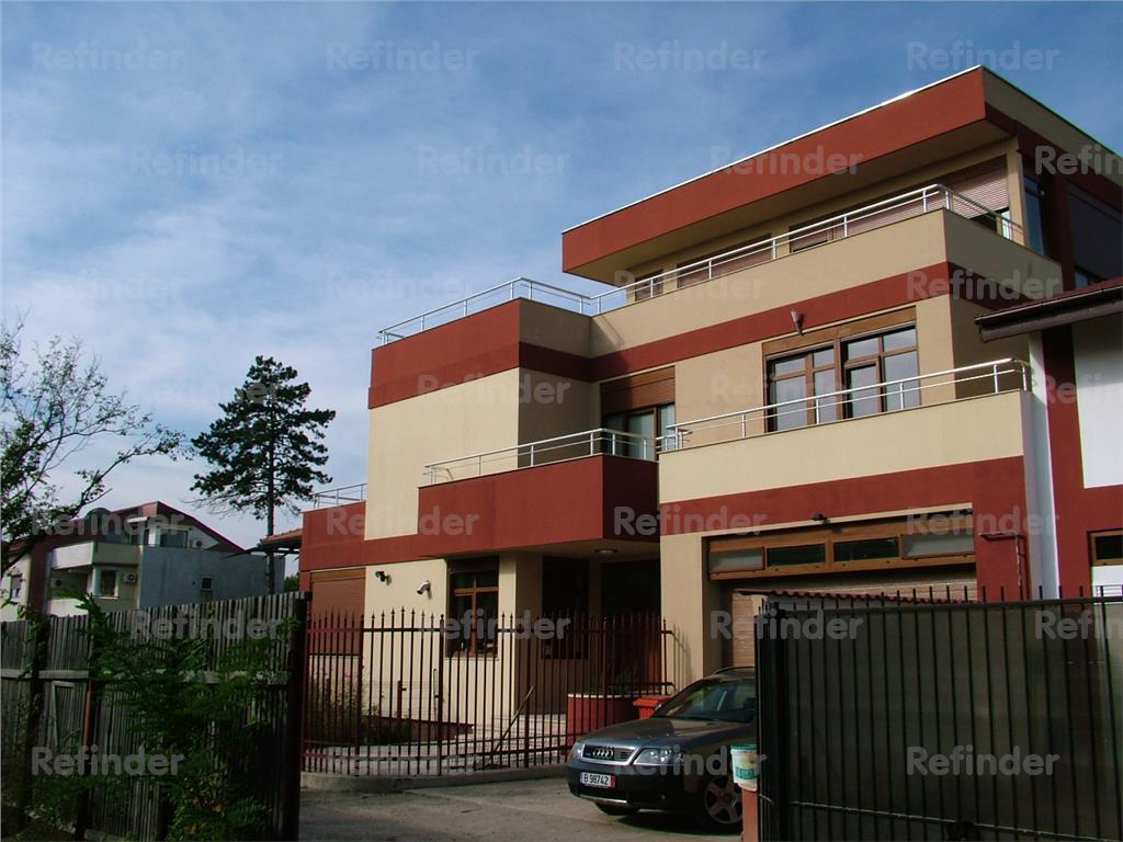 Inchiriere vila de lux Baneasa Jollie Ville