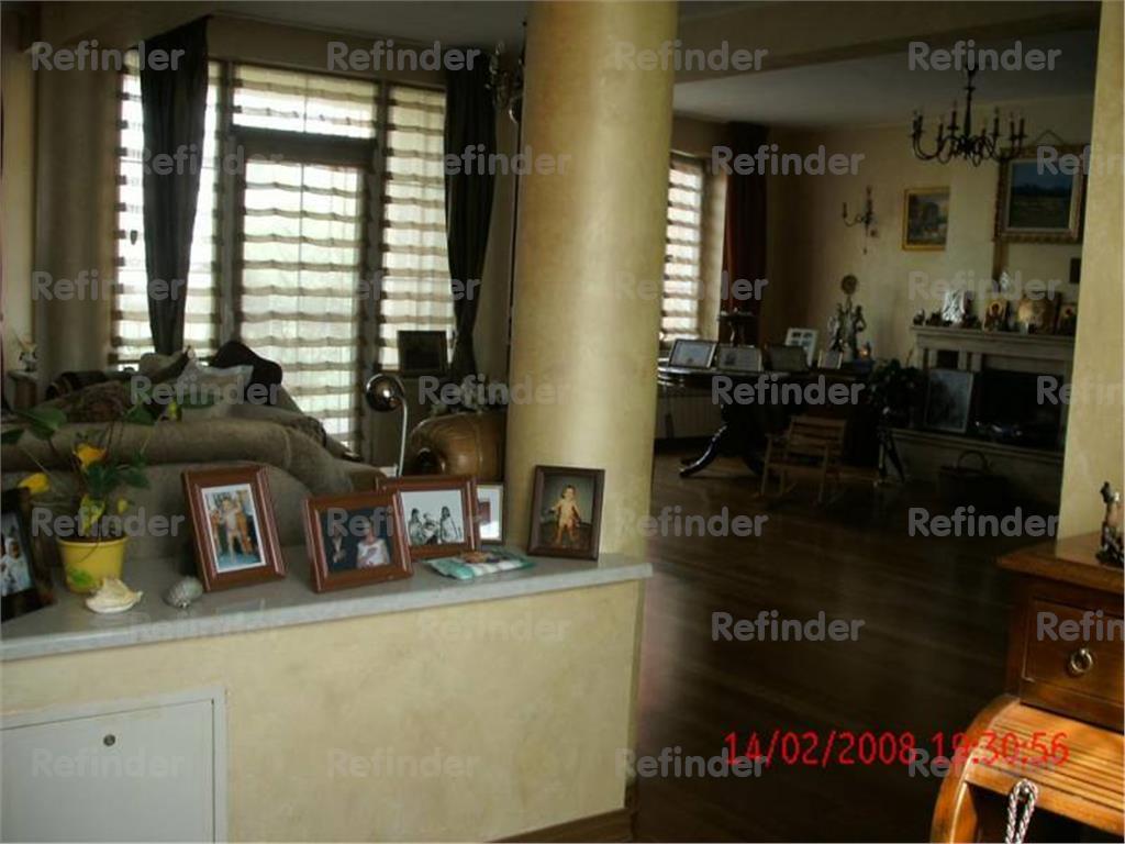 Vanzare vila 7 camere in zona Herastrau  Cartierul Francez, Bucuresti
