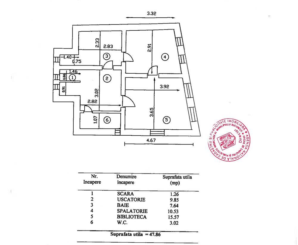 Vanzare casa Dacia  Eminescu  Tunari, Bucuresti