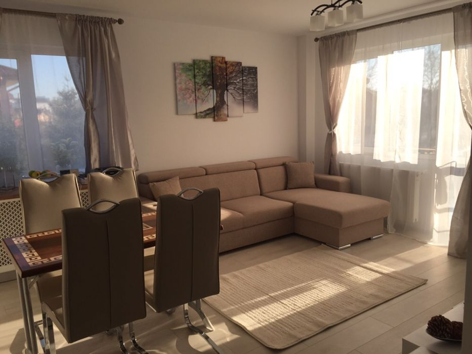 vanzare apartament 3 camere zona nicolae grigorescu | mobilat si utilat | bloc nou Bucuresti