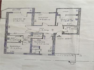Vanzare Apartament 4 Camere Democratiei