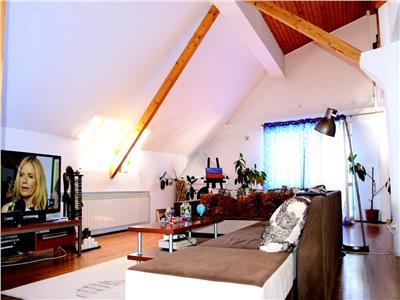 Inchiriere duplex 3 camere Nordului - Herastrau, Bucuresti