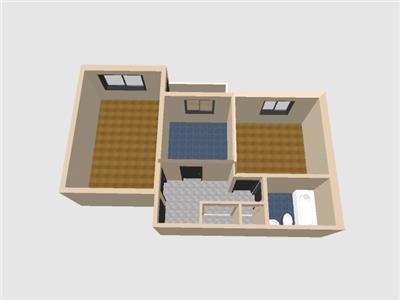 Vanzare apartament 2 camere Cantacuzino, Ploiesti