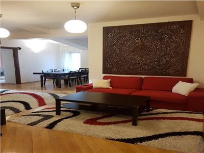Inchiriere apartament 5 camere in vila Bucurestii Noi, Bucuresti