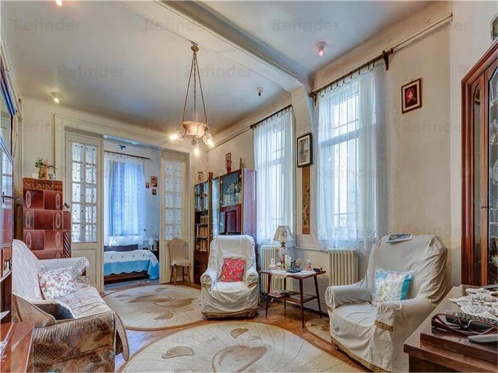 Vanzare apartament 3 camere in vila Pache Protopopescu - Popa Nan