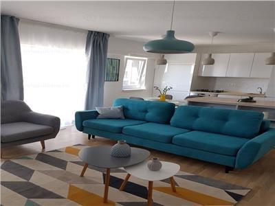 inchiriere apartament 2 camere ultramodern barbu vacarescu Bucuresti