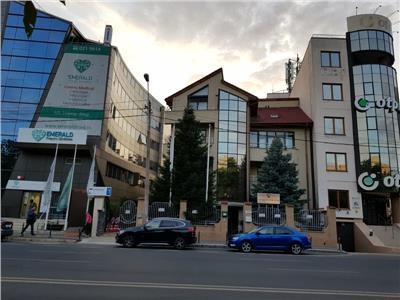 de inchiriat spatiu birouri bld. nicolae caranfil, 170 mp2 utili Bucuresti