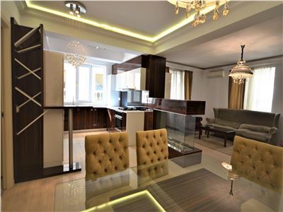 cel mai bun pret - vanzare apartament superb de 3 camere - herastrau Bucuresti