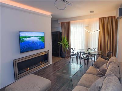 Vanzare apartament 3 camere Barbu Vacarescu, Pipera - Belvedere