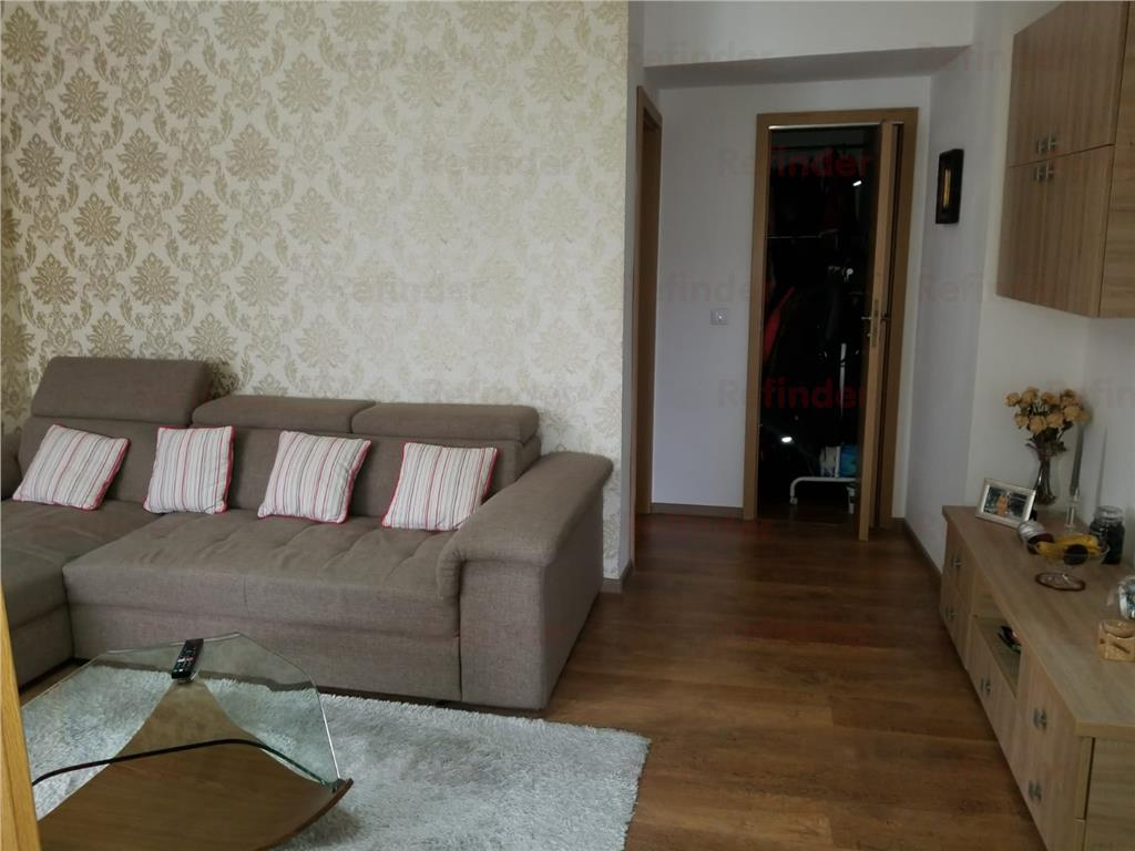 Vanzare apartament 3 camere | mobilat si utilat | bloc nou