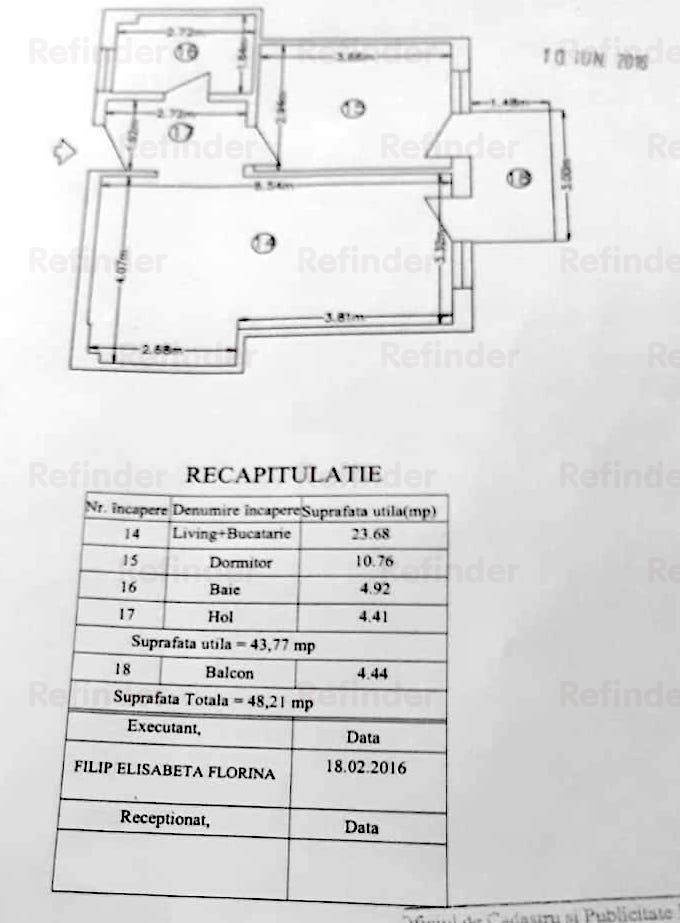 Vanzare Apartament 2 Camere Cartierul Solar Berceni