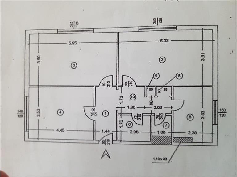 vanzare apartament 3 camere vatra luminoasa - maior coravu Bucuresti