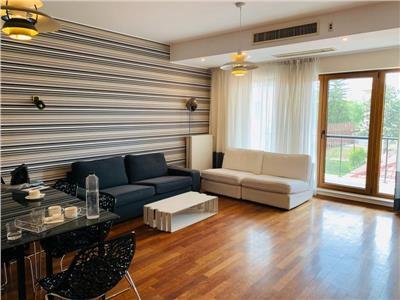 inchiriere apartament superb de 3 camere - floreasca Bucuresti