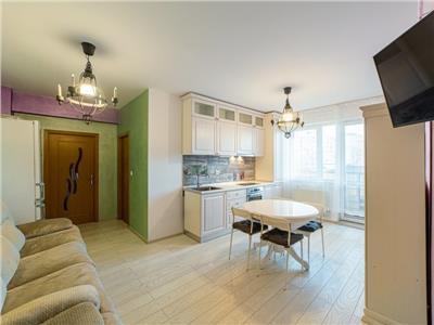 vanzare apartament 2 camere lux- metrou titan Bucuresti